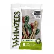 Лакомства WHIMZEES Зубная щетка для собак XS 7 см 8 шт в блистере...