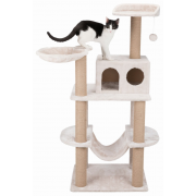 Домик (Trixie) для кошки Federico, 142 cм, светло-серый