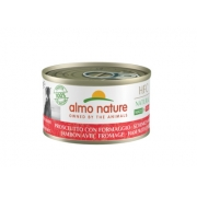 Kонсервы Almo Nature HFC Natural - Made in Italy Ham with Cheese Итальянские рец...