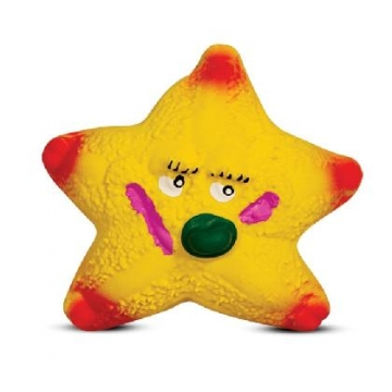 Игрушка Triol 20019 Морская звезда, латекс