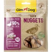 """Лакомство GimDog дополнительный корм утиный для собак - """"наггетсы"""" 55 ..."""