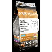 Сухой корм ProBalance Adult Immuno Protection для кошек с лососем, 10кг...