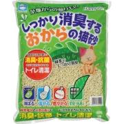 Наполнитель соевый Тофу с натуральным яблоком 6л (2,5кг) (Япония)...