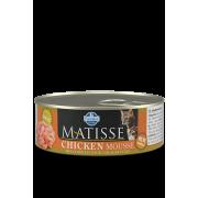 Консервы Farmina Matisse мусс для кошек с курицей 85г...