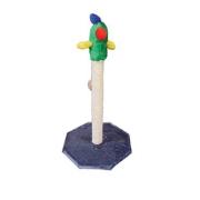 Когтеточка RP8302с простая с попугаем сизаль