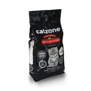 Комкующийся наполнитель Catzone Active Carbon для кошачьего туалета с активирова...