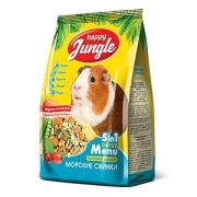 Корм Happy Jungle для морских свинок