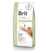 Сухой корм Brit Veterinary Diet Dog Grain Free Diabetes Беззерновая диета при ди...