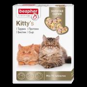 """Витамины Beaphar """"Kitty's"""" микс для кошек"""