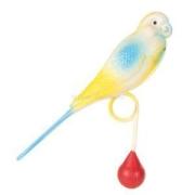 Игрушка для птиц Пластиковый попугай