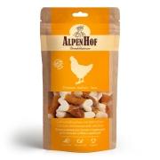 Лакомство AlpenHof Кальциевые косточки с курицей для мелких собак и щенков, 50 г...