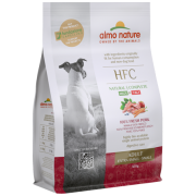 Сухой корм Almo Nature HFC Adult Fresh Pork XS-S со свежей свининой для взрослых...