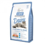 Сухой корм Brit Care Cat Daisy для кошек, склонных к излишнему весу ...