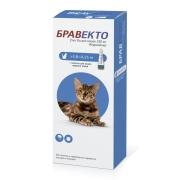 Бравекто Spot On для кошек 2,8-6,25 кг
