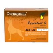 Капли Эссеншиал Спот-он для ухода за кожей для собак 0-10 кг, 0,6 мл (4 пип)...