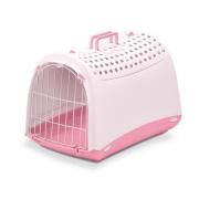 Переноска IMAC LINUS CABRIO для кошек и собак 50х32х34,5см, нежно-розовый...