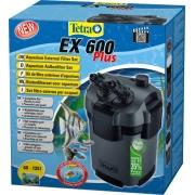 Tetra EX 600 Plus внешний фильтр для аквариумов 60-120 л...