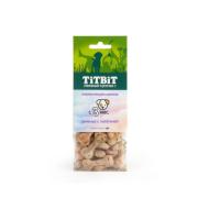 Лакомство TiTBiT печенье с телятиной для щенков, 70г...