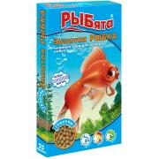 "Корм Зоомир ""Рыбята Золотая рыбка"" гранулы для рыб + сюрприз..."