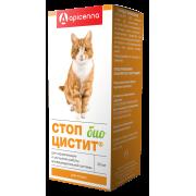 Apicenna: Стоп-Цистит БИО суспензия, профилактика МКБ для кошек, 30мл...