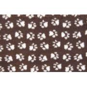 Коврик ProFleece меховой 1х1,6 м шоколад/крем