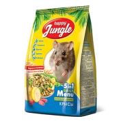 Корм Happy Jungle для декоративных крыс, 400гр