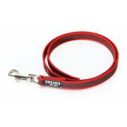 Поводок JULIUS-K9 для собак Color & Gray Super-grip без ручки, до 50 кг, кра...