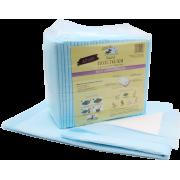 Пеленки впитывающие VitaVet с фикс. полосками  60*40 см (35шт)...
