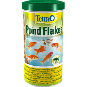 Tetra Pond Flakes корм для прудовых рыб в хлопьях 1 л