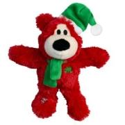 Игрушка KONG Holiday для собак Wild Knots Мишка 18 см