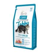Сухой корм Brit Care Cat Tobby для кошек крупных пород...