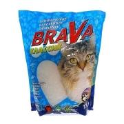 Силикагелевый наполнитель Brava классик для кошек ...