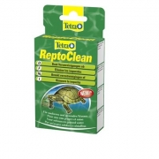 Tetra Repto Clean средство для очищения и дезинфекции воды в акватеррариумах 12к...