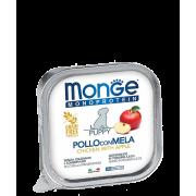 Консервы Monge Dog Monoprotein Fruits консервы паштет из курицы с яблоком для ще...