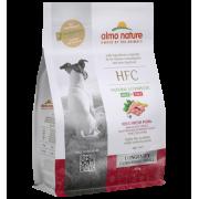 Сухой корм Almo Nature HFC Longevity Fresh Pork XS-S со свежей свининой для взро...