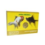 """Корм Аква меню """"Голди"""" хлопья для золотых рыбок 11гр (упаковка 5шт)..."""