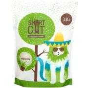 Силикагелевый наполнитель Smart Cat с ароматом алоэ...