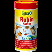 TetraRubin корм в хлопьях для улучшения окраса всех видов рыб ...
