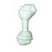 Лакомство Triol для собак кость BRH- 4 узловая белая 10 см (30-35гр)...