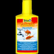 Tetra AquaSafe Goldfish кондиционер для подготовки воды для золотых рыб 100 мл...