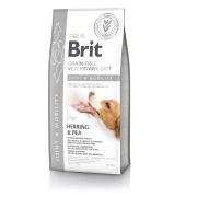 Сухой корм Brit Veterinary Diet Dog Grain Free Joint & Mobility беззерновая ...