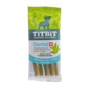 Лакомство TiTBiT Дентал + Палочка витая с сыром  для собак...