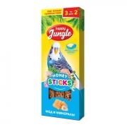 Лакомство Happy Jungle мед и минералы для птиц 3 шт....