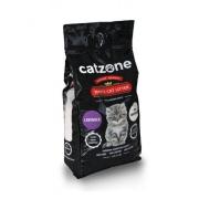 Комкующийся наполнитель Catzone Lavender для кошачьего туалета с ароматом лаванд...