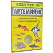 """Корм Аква меню """"Артемия Ю"""" универсальный живой корм для мальков и аква..."""
