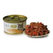 Консервы Brit Care для кошек тунец морковь и горошек (80г)...