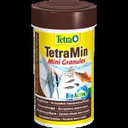 TetraMin Mini Granules корм в mini гранулах для молоди и мелких рыб 100 мл...