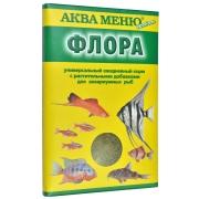 """Корм Аква меню """"ФЛОРА"""" ежедневный корм для аквариумных рыб..."""