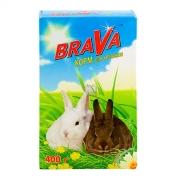 Корм Brava для кроликов 400гр