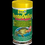 Tetra ReptoDelica Grasshoppers лакомство для водных черепах (кузнечики) 250 мл...